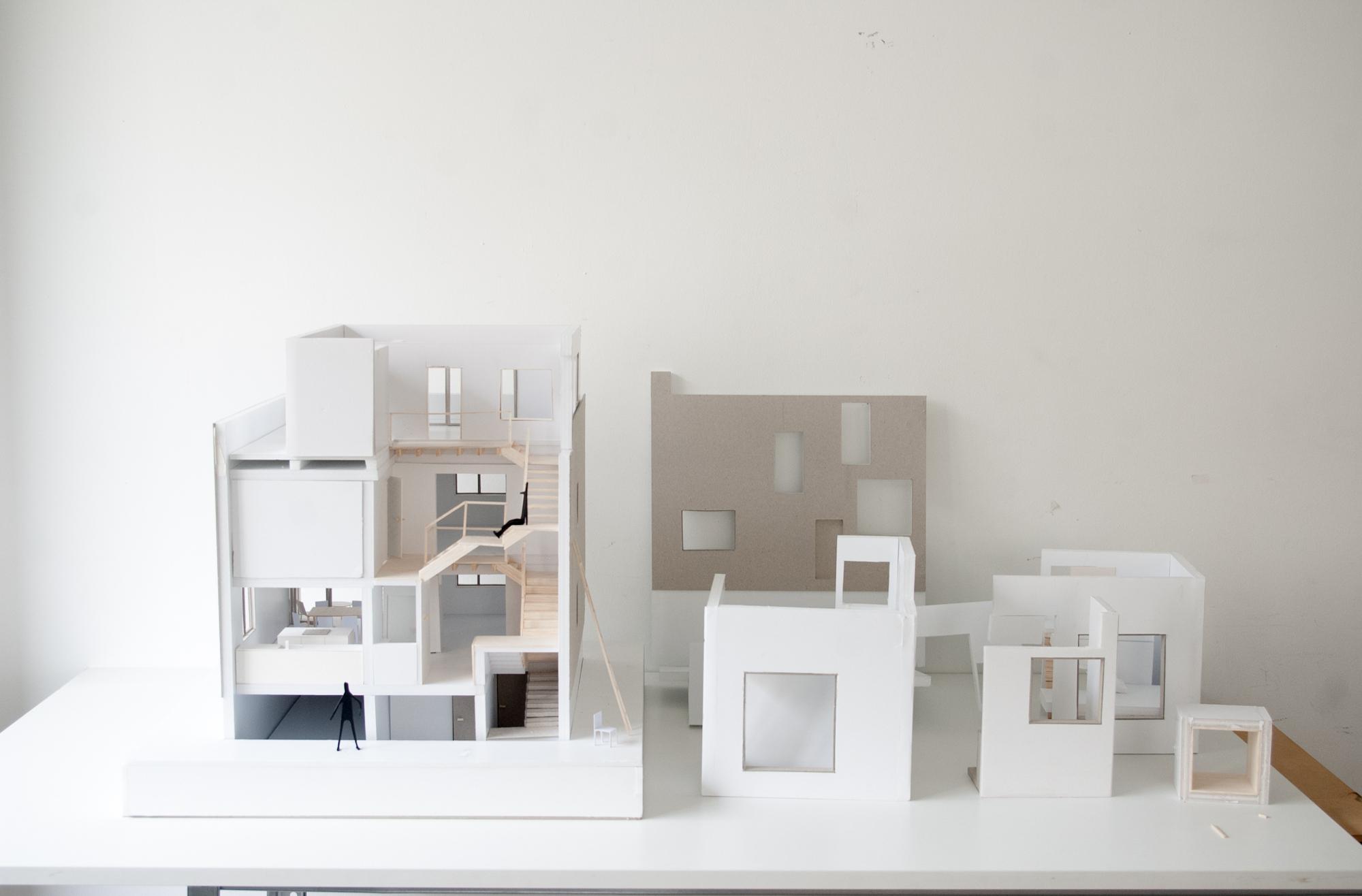 Udomowienie – warsztat architektoniczny