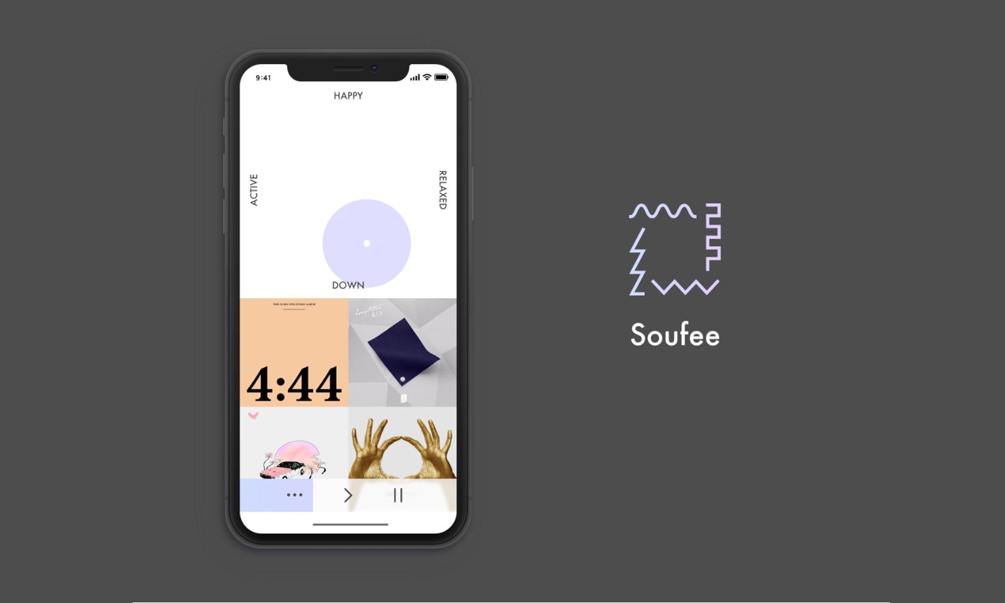Soufee: aplikacja sugerująca dźwięki