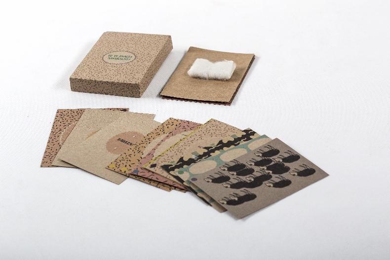 Co to znaczy naturalny - projekt tkaniny rozwijający zmysły dziecka