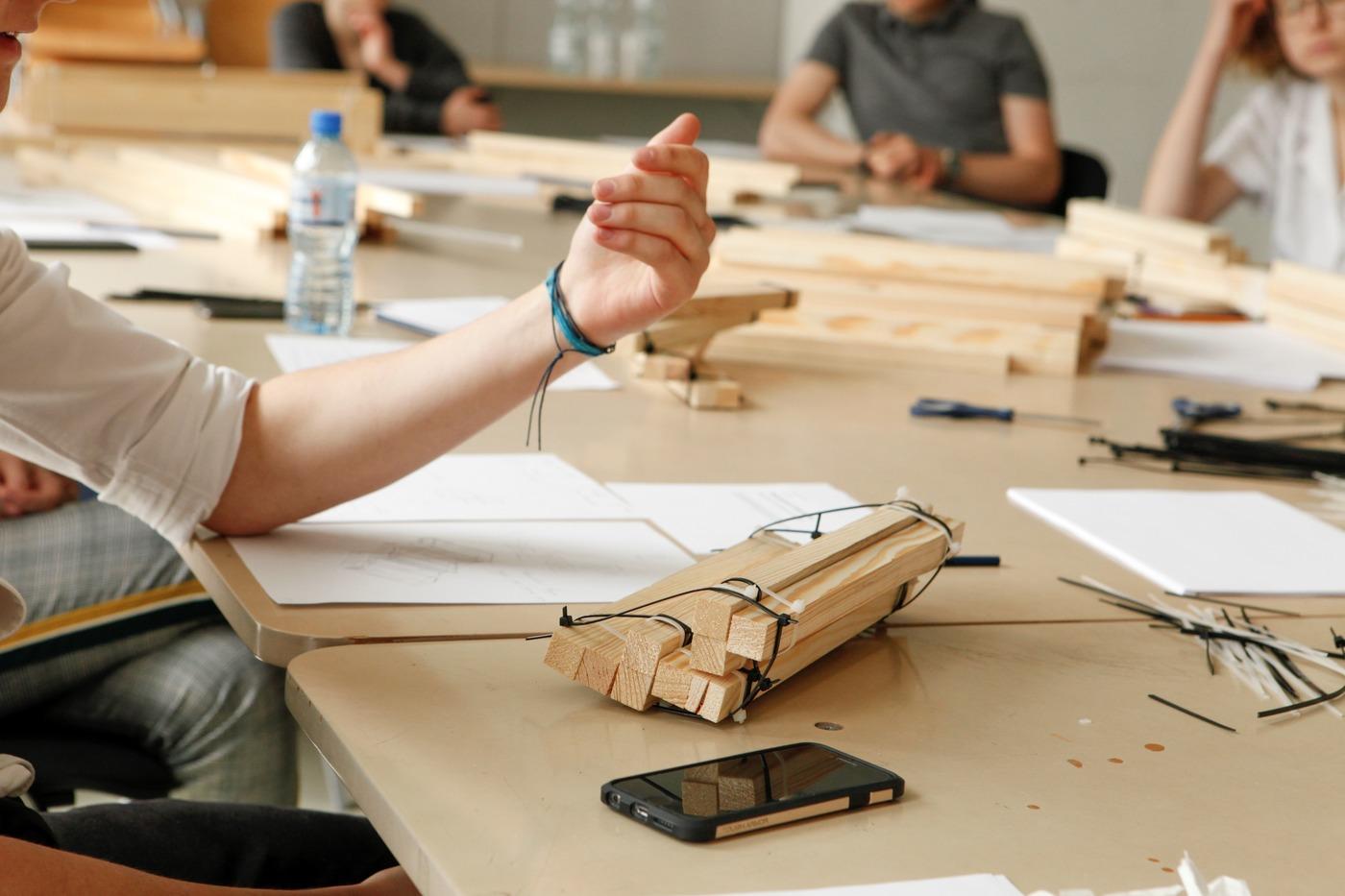 Próbny egzamin i Środa z Designem w Warszawie