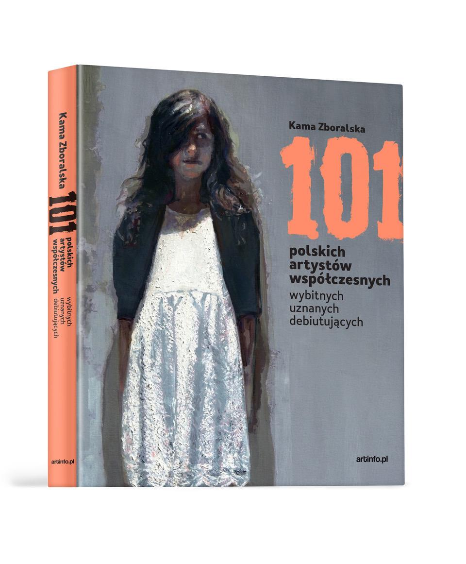 """Honza Zamojski ze School of Form w albumie """"101 polskich artystów współczesnych"""""""