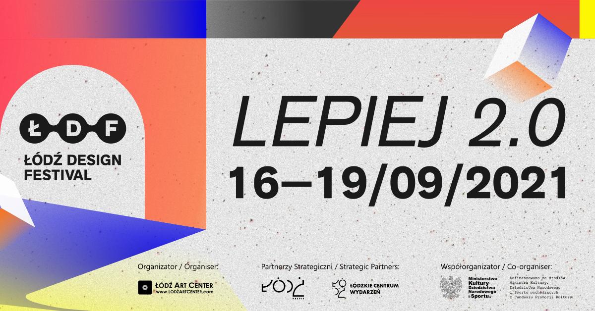 GRADUATION SHOW ½(6+7) na Łódź Design Festival 2021