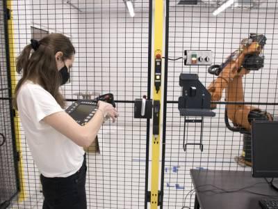 Warsztat robotyczny