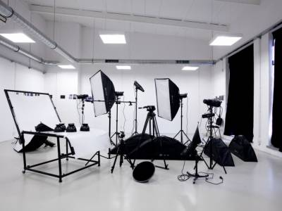 Photo-video studio