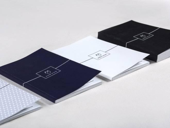 Projekt identyfikacji wizualnej marki Marzena Graczyk