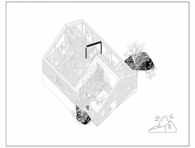 Casa-R - dom dla pisarza