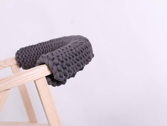 Pomiędzy tradycją anowoczesnością - projekt chińskiego krzesła