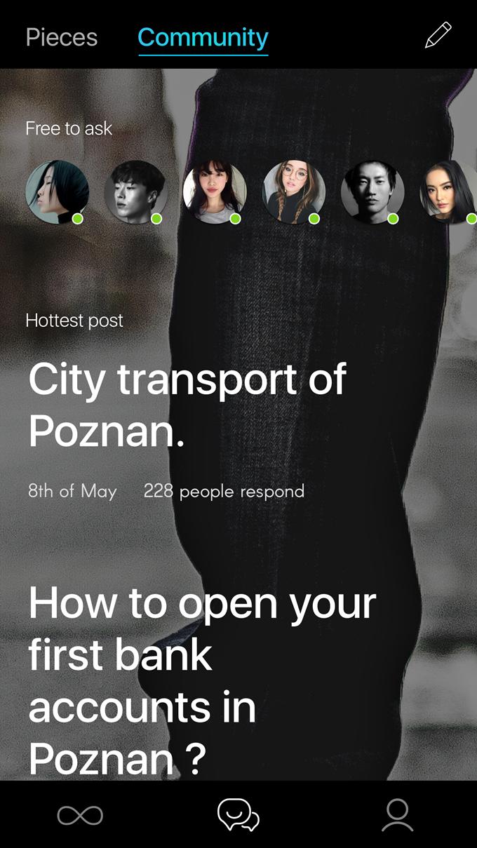 Poznański przewodnik po mieście dla chińskich studentów