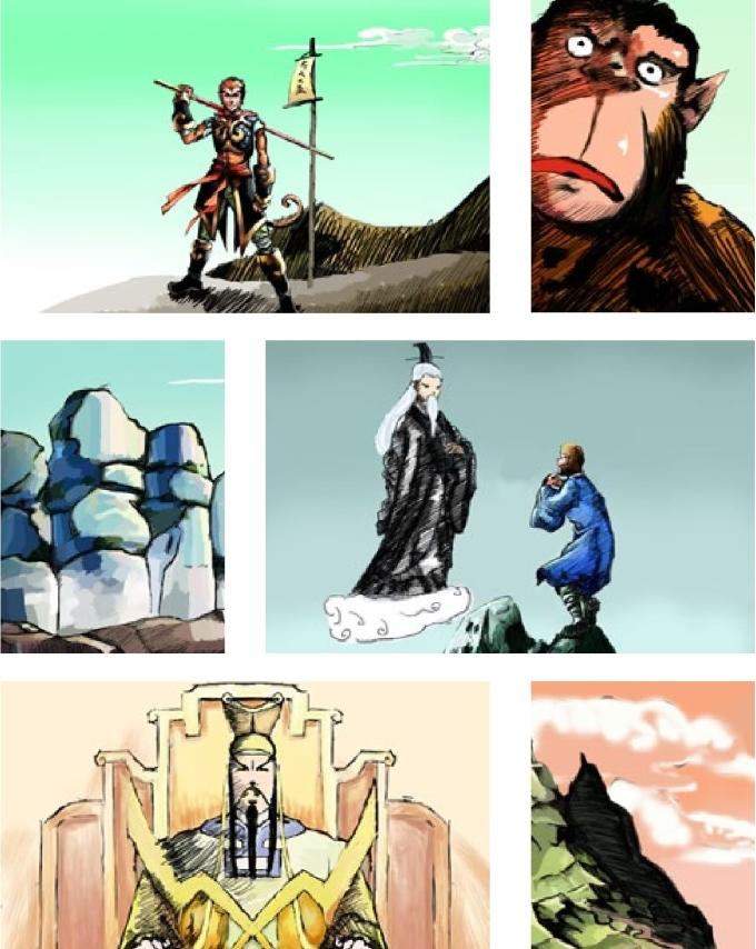 Wartość mitu - Król Małp