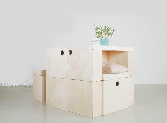 Kang - stół wielofunkcyjny
